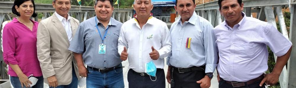 EL GADPR DE SAN JUAN DE CERRO AZUL - Informa a la ciudadanía.